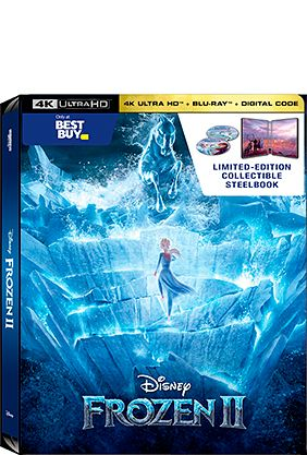 BEST BUY EXCLUSIVE: COLLECTIBLE STEELBOOK